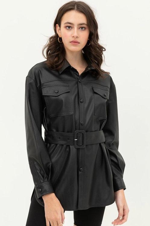 Kourt Faux Jacket