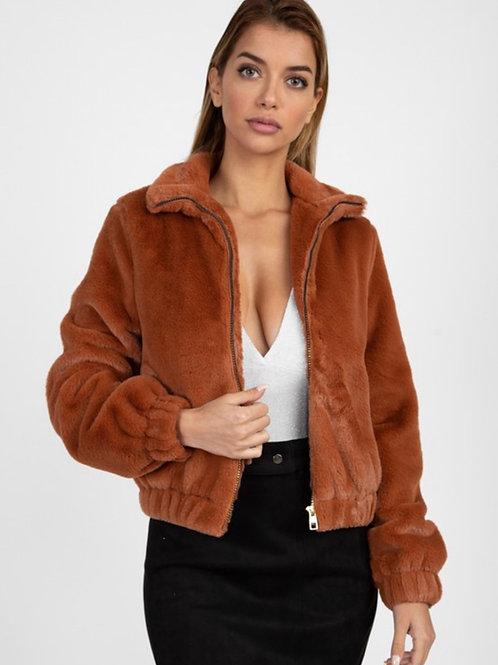 Izabella Fur Jacket