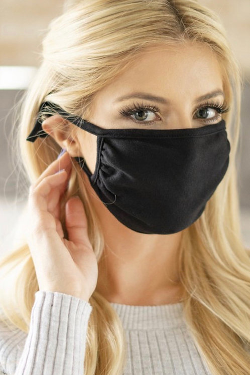 Face Mask (Black)