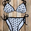 Thumbnail: Clara Bikini (White&Black)