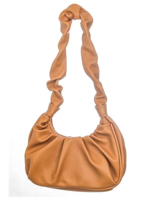 Anna Handbag - Camel