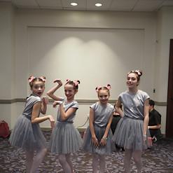 Milla, Evelyn, Sophie, Olivia