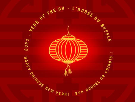 HAPPY CHINESE NEW YEAR! / BON NOUVEL AN CHINOIS !