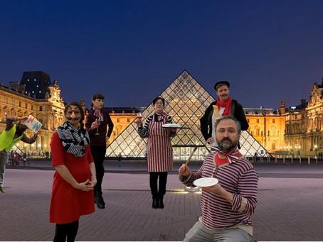 WINNERS OF BASTILLE DAY DRESS UP COMPETITION / LES GAGNANT DE LA JOURNÉE COSTUMÉE DE LA BASTILLE