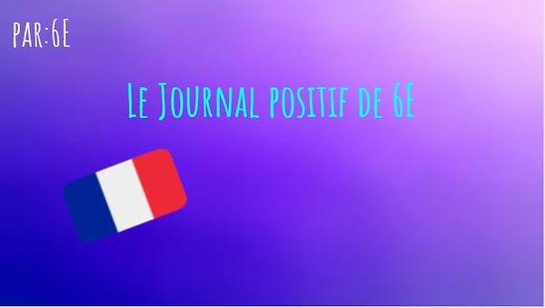 Journal positif 6E image.JPG