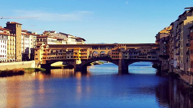 Понте Векьо. Флоренция. Старый мост.jpg
