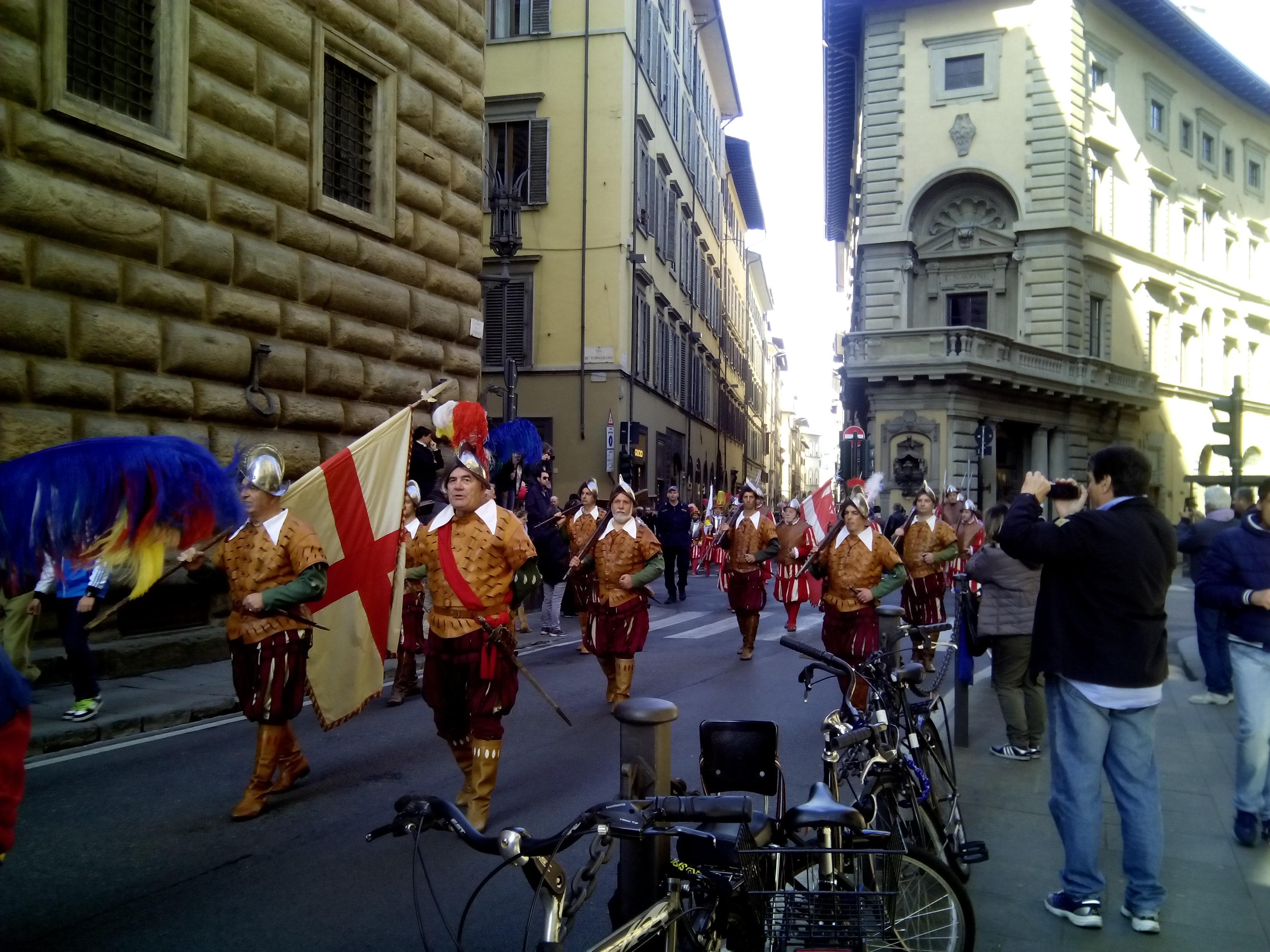 Florence: St.John day
