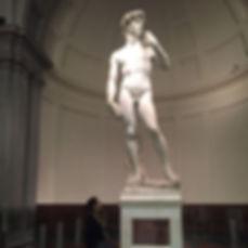 Давид Микеланджело. Музей Академии Искусств. Флоренция