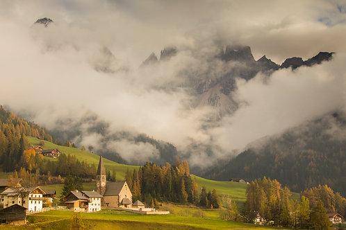 Маршрут на авто Доломитовые Альпы 8 дней