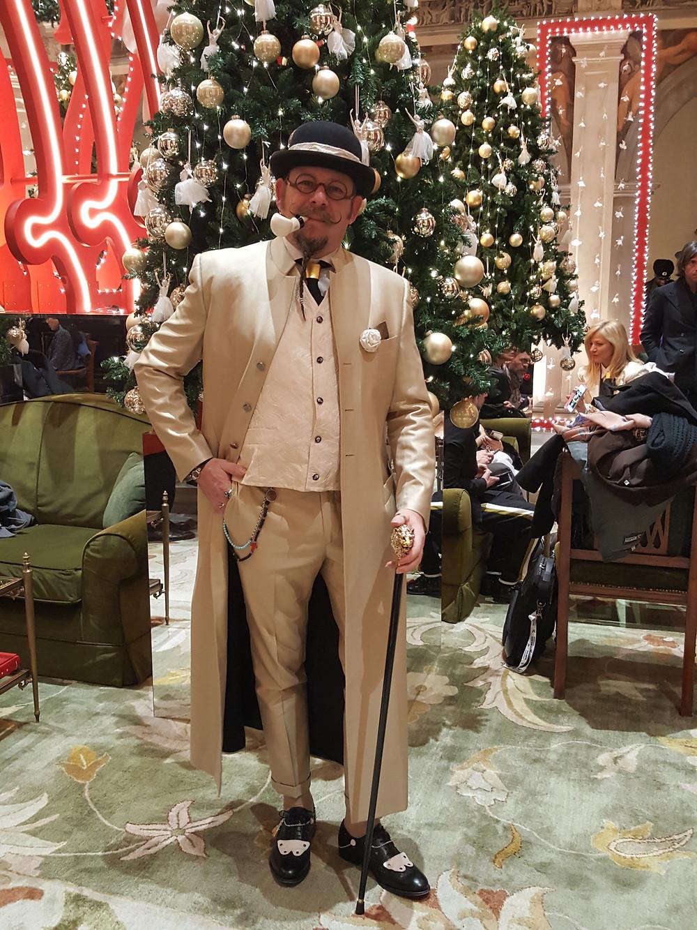 Неделя мужской моды во Флоренции Pitti Uomo