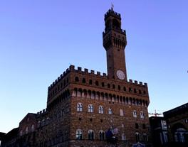 Палаццо Веккьо. Городская Ратуша Флоренции.jpg