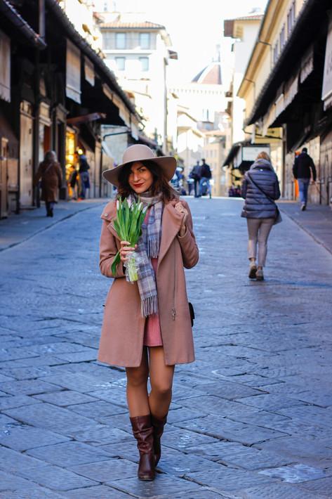 Фотопрогулка по Флоренции