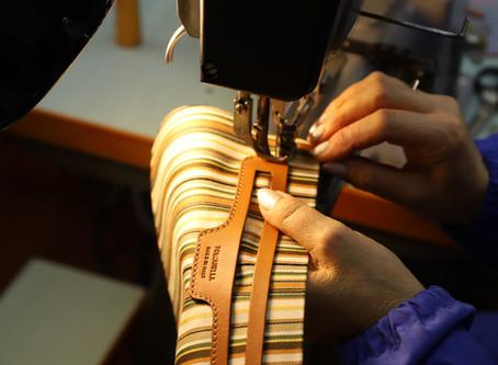 Фабрика кожаных изделий во Флоренции