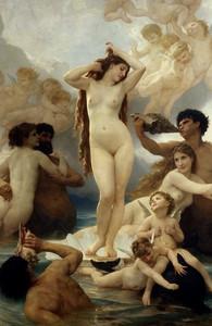 Рождение Венеры. Вильям Бурго