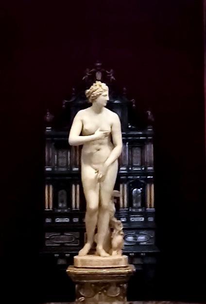 Венера Медичи. Уффици