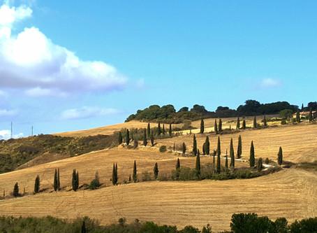 Путешествие со смыслом или йога-тур в Тоскане