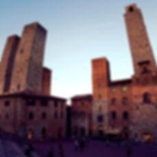 Сан-Джиминьяно. Тоскана