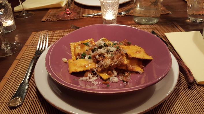 Ужин у Тосканца