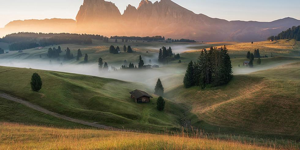 Фототур в Доломитовых Альпах