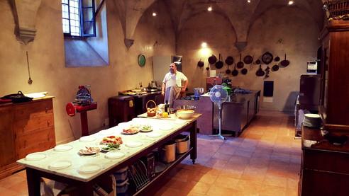 Кулинарные курсы в Тоскане и Флоренции