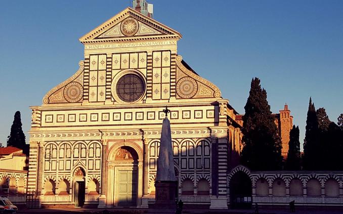 Церковь Санта Мария Новелла. Флоренция.jpg