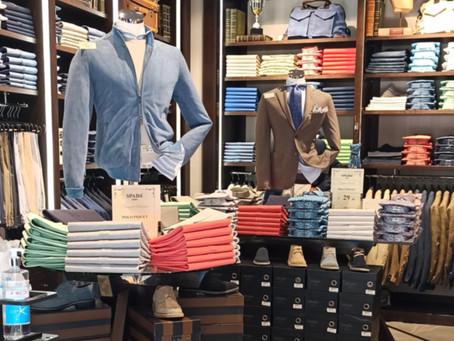 Мужские магазины во Флоренции