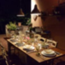 Ужин или обед в гостях у Тосканца. Флоренция