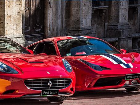 Ferrari-тур в Тоскане