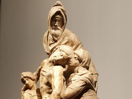 Где найти работы Микеланджело во Флоренции