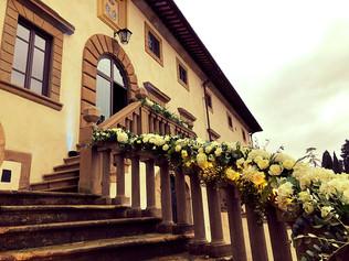 Организация свадеб в Тоскане
