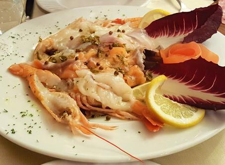 Рестораны морской кухни во Флоренции