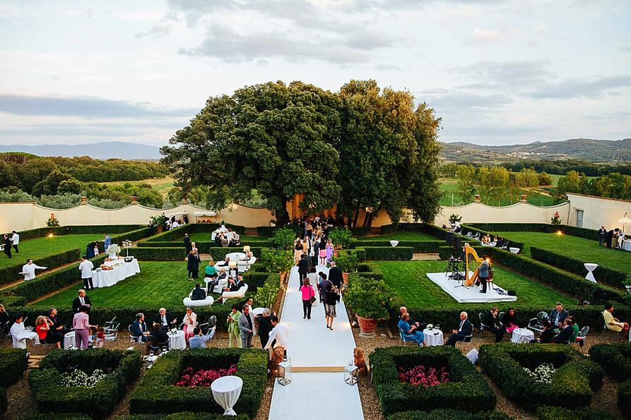 Свадьба вашей мечты в Тоскане