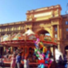 Площадь республики. Флоренция. Обзорная экскурсия