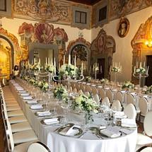 Свадьбы в Тоскане. Историческая вилла