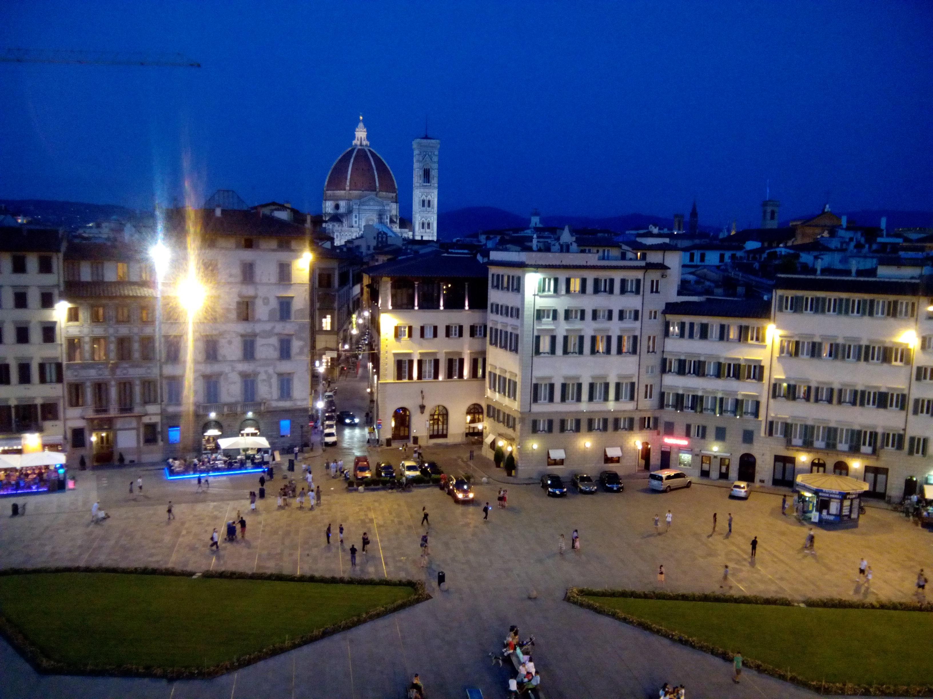Florence: Santa Maria Novella Square