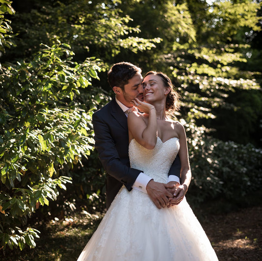 Donatella Monsi. Свадебное фото
