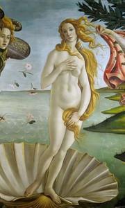 Рождение Венеры. Боттичелли