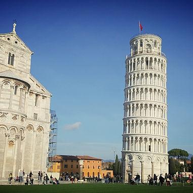 Пизанская башня. Тоскана