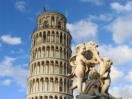 Пизанская башня: и всё-таки она стоит