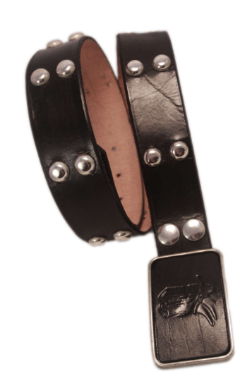 studded snap belt $95+gst