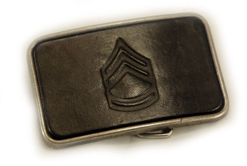 Sargeant buckle solo