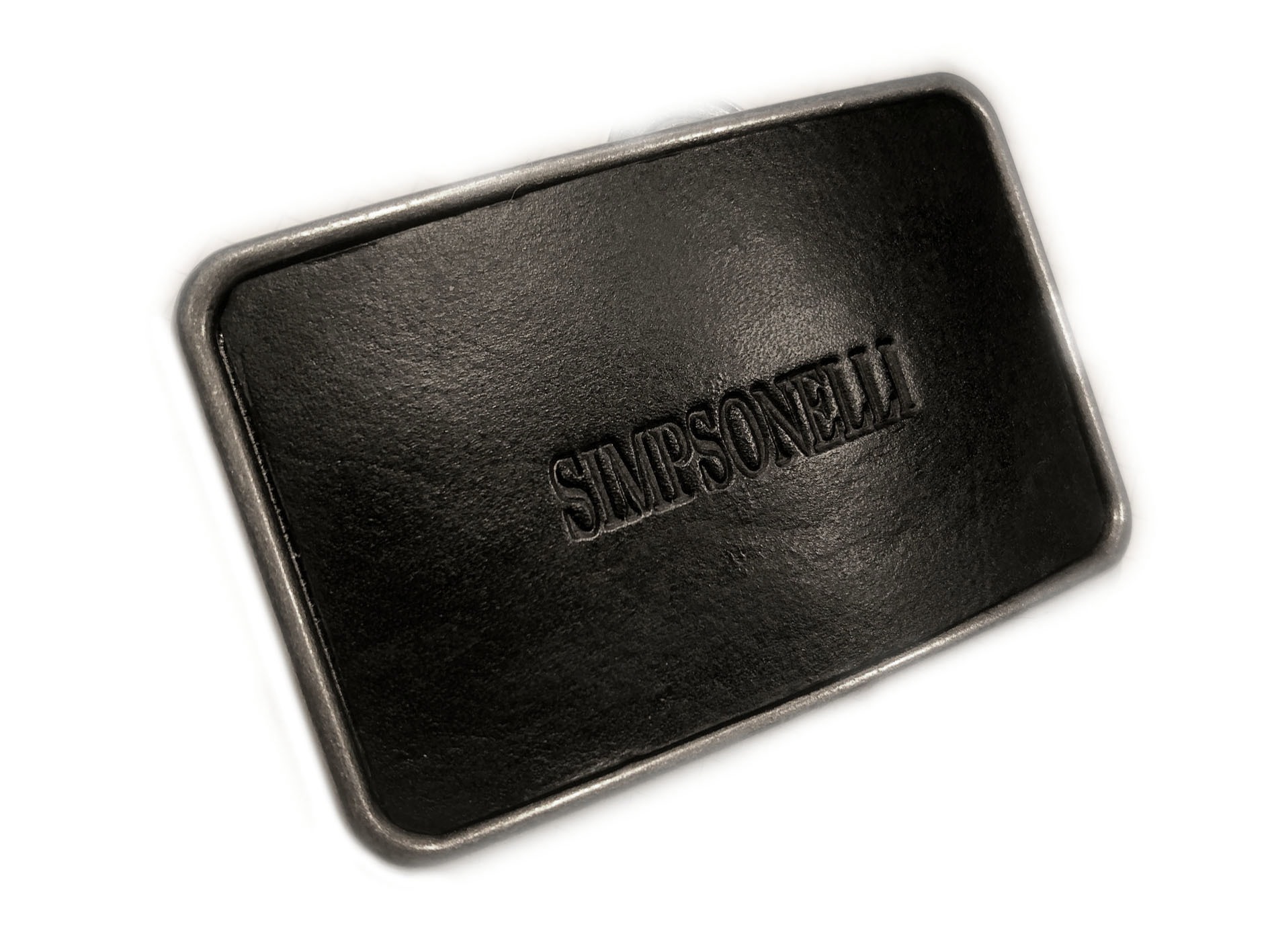 simpsonelli buckle