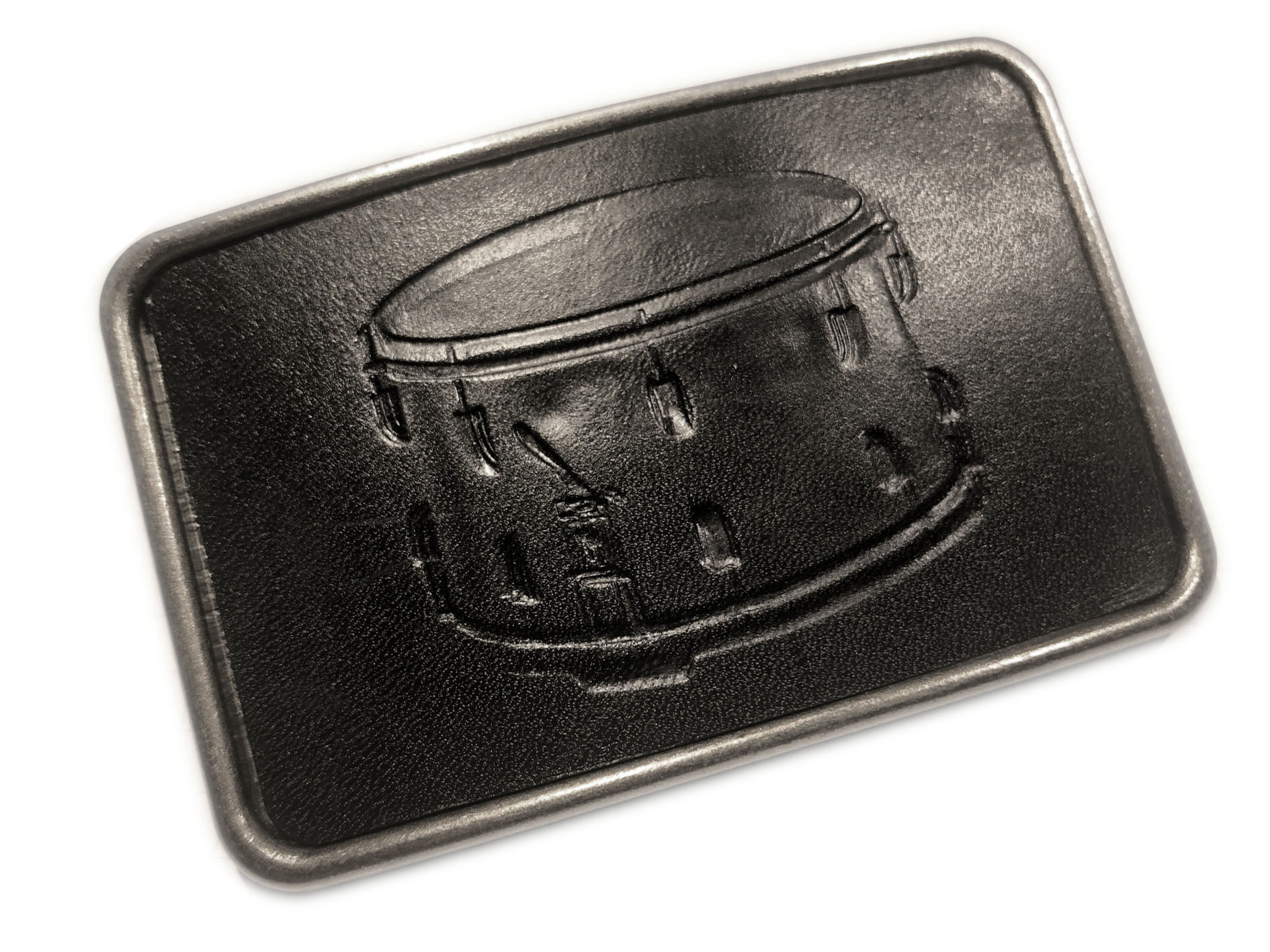 drum buckle black