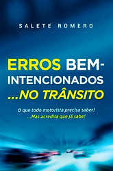 Foto da Capa do livro de Salete Romero