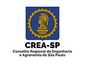 Imagem do logo do CREA-SP. Link para a página