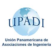 Imagem do logo da Upadi. Link para a página.