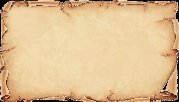 Imagem de uma folha de papiro, que contém um texto quefala sobre curiosidade das áreas de engenharia, arquiteura e agrônomia.