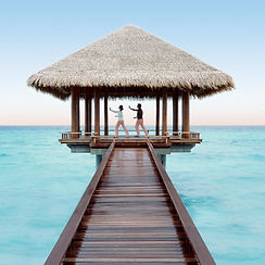 STOHLER TOURS_VOYAGES_VACANCES_MALDIVES_HOTEL_LUXE_ONE&ONLY_VUE_MER_RELAX_YOGA_ Reethi Rah