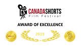 2019 Canada Shorts award of excellence c