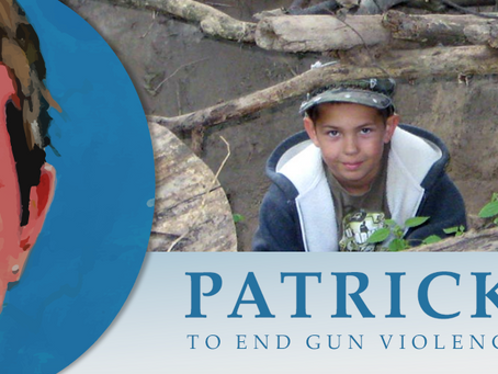 LAUNCH EVENT FOR PATRICK LIVES ON  TO END GUN VIOLENCE TO FEATURE LOCAL ACTORS